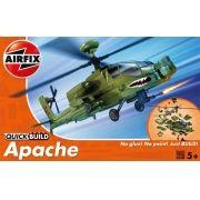 Quick Build Apache - Airfix J6004