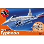 Quick Build Eurofighter Typhoon - Airfix J6002
