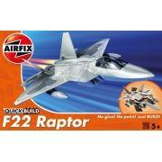 Quick Build F22 Raptor - Airfix J6005