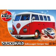 Quick Build Volkswagen Camper Van (Kombi) - Airfix J6017