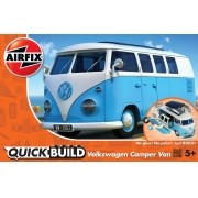 Quick Build Volkswagen Camper Van (Kombi) - Airfix J6024