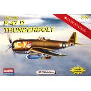 Republic P-47D Thunderbolt FAB - 1/48 - HTC 48003