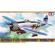 "Republic P-47D Thunderbolt ""Bubbletop"" - 1/48 - Tamiya 61090"