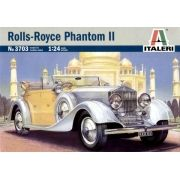 Rolls-Royce Phantom II - 1/24 - Italeri 3703