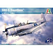 SBD 5 Dauntless - 1/48 - Italeri 2673