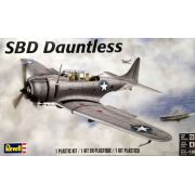 SBD Dauntless - 1/48 - Revell 85-5249