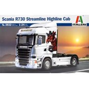 Scania R730 Streamline Highline Cab - 1/24 - Italeri 3932