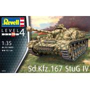 Sd.Kfz. 167 StuG IV - 1/35 - Revell 03255