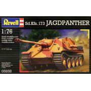 Sd.Kfz. 173 Jagdpanther com diorama - 1/76 - Revell 03232