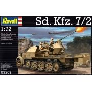 Sd.Kfz. 7/2 - 1/72 - Revell 03207