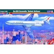 SE-210 Caravelle 'United Airlines' - 1/144 - Mistercraft D-27