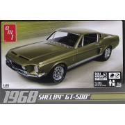 Shelby GT500 1968 - 1/25 - AMT 634