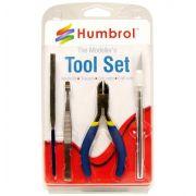 Small Tool Set - Kit de Ferramentas - Humbrol AG9150