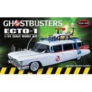 Snap Ghostbusters Ecto-1 - 1/25 - Polar Lights POL914