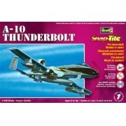 SnapTite A-10 Thunderbolt - 1/100 - Revell 85-1371
