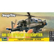 SnapTite AH-64 Apache Helicopter - 1/72 - Revell 85-1183