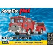 SnapTite Max Mack Fire Pumper - 1/32 - Revell 85-1225