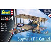 Sopwith F.1 Camel - 1/48 - Revell 03906