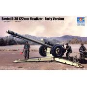 Soviet D30 122mm Howitzer - Early Version - 1/35 - Trumpeter 02328