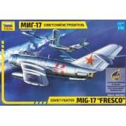 Soviet Fighter MiG-17 'Fresco' - 1/72 - Zvezda 7318