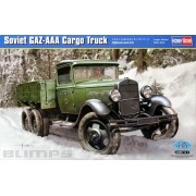 Soviet GAZ-AAA Cargo Truck - 1/35 - HobbyBoss 83837