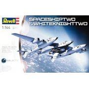 SpaceShipTwo & WhiteKnightTwo - 1/144 - Revell 04842