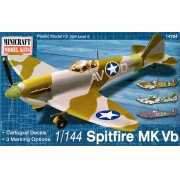 Spitfire Mk Vb - 1/144 - Minicraft 14704