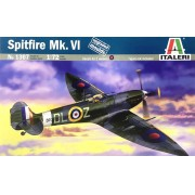 Spitfire Mk.VI - 1/72 - Italeri 1307