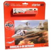 Starter Set Douglas A-4B Skyhawk - 1/72 - Airfix A55203
