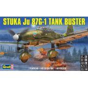 Stuka Ju 87G-1 Tank Buster - 1/48 - Revell 85-5270