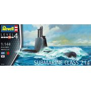 Submarine Class 214 - 1/144 - Revell 05153