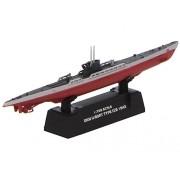 Submarino alemão DKM U-Boat Type IX - 1/700 - Easy Model 37318