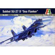 Sukhoi Su-27 D Sea Flanker - 1/72 - Italeri 197