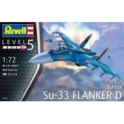 Sukhoi Su-33 Flanker D - 1/72 - Revell 03911