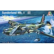 Sunderland Mk.I - 1/72 - Italeri 1302