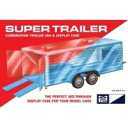 Super Display Case Trailer - 1/25 - MPC 909
