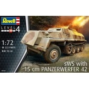 SWS with 15 cm Panzerwerfer 42 - 1/72 - Revell 03264
