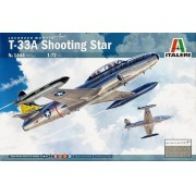 T-33A Shooting Star - 1/72 - Italeri 1444
