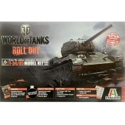 T-34/85 - World of Tanks - 1/35 - Italeri 37509
