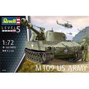 Tanque M109 US Army - 1/72 - Revell 03265