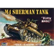 Tanque M4 Sherman - 1/35 - Revell 85-7864