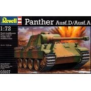Tanque Panzer V Panther - 1/72 - Revell 03107