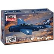 TBF Avenger - 1/144 - Minicraft 14731