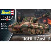 Tiger II Ausf. B - Henschel Turret - 1/35 - Revell 03249
