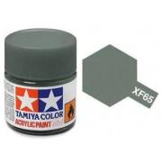 Tinta Acrílica Mini XF-65 Cinza Campo (10 ml) - Tamiya 81765