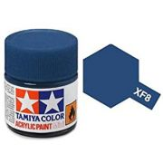Tinta Acrílica Mini XF-8 Azul (10 ml) - Tamiya 81708
