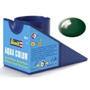 Tinta Acrílica Revell Aqua Color Verde Mar Brilhante - Revell 36162