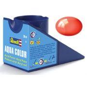 Tinta Acrílica Revell Aqua Color Vermelho Claro - Revell 36731