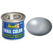 Tinta Sintética Revell Email Color Aço Metálico - Revell 32191