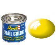 Tinta Sintética Revell Email Color Amarelo Brilhante - Revell 32112